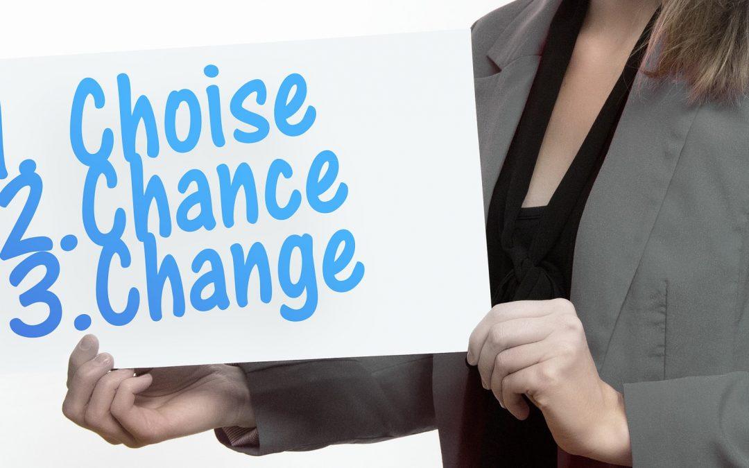 Ha egyetlen lenne esélyed arra, hogy megváltoztasd mostani életedet, megváltoztatnád?