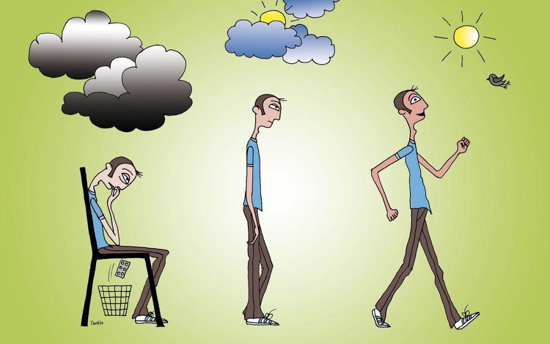 Az öt legegyszerűbb lépés a testi-lelki gyógyulásért