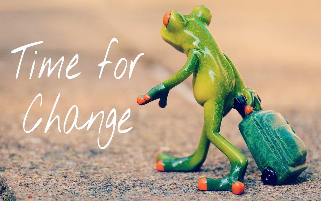 Öt kis lépés, ami segít változtani bármilyen helyzetben